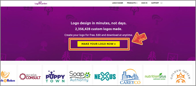 Logo Garden の使い方
